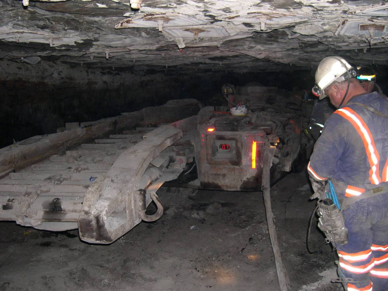 A Coal Miner's Health: Short Term Gains and Long Term loss