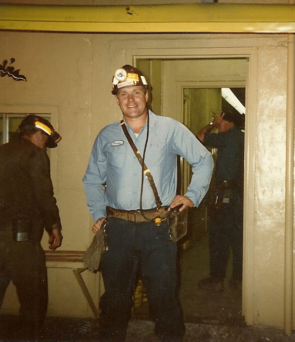 The Love of a Coal Mining Father